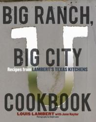 Big Ranch Big City Cookbook, $30
