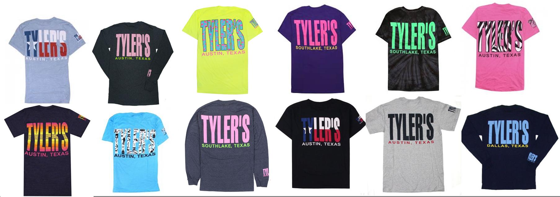 LifestyleFood TshirtsIt's Tylers Hou Tx Houston Not Me w0knOP