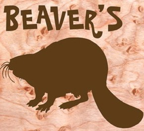 Beaver's it's Just South of Hooters