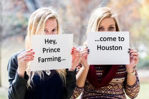prince farming