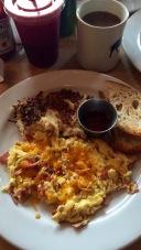 Brunch Breakfast at Adair Kitchen
