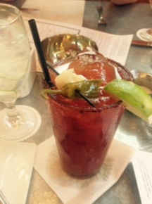 Pepperocini Infused Bloody Mary