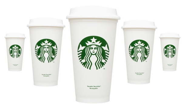 starbucks reusable cup discount houston