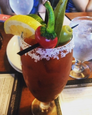 Urban Eats Brunch Bloody mary