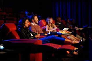 the ipic seats recline… all the way.