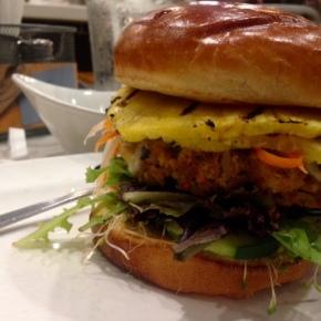The Counter: The Best Veggie Burger inHouston