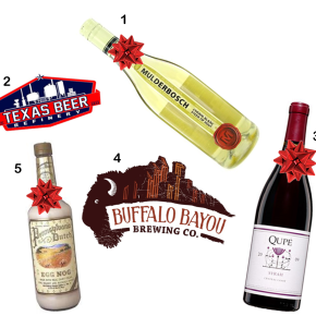 5 Alcohols for the Perfect HostessGift