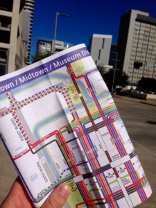 METRO Houston New Bus Network