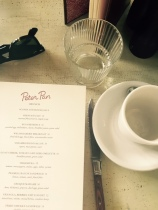 Peter Pan Bistro brunch