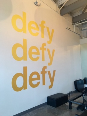 Why I'm Going to be Crazy SORE / ADDICTED to Defy Pilates