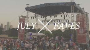 5 Favorite Things: Houston inJuly