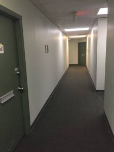 Creepy hallway of death (the hall to the class, godspeed)