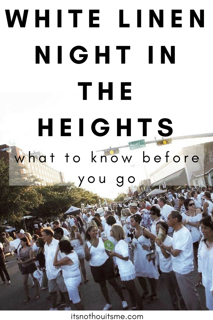 White Linen Night 5 Things To Know Before You Go It 39 S