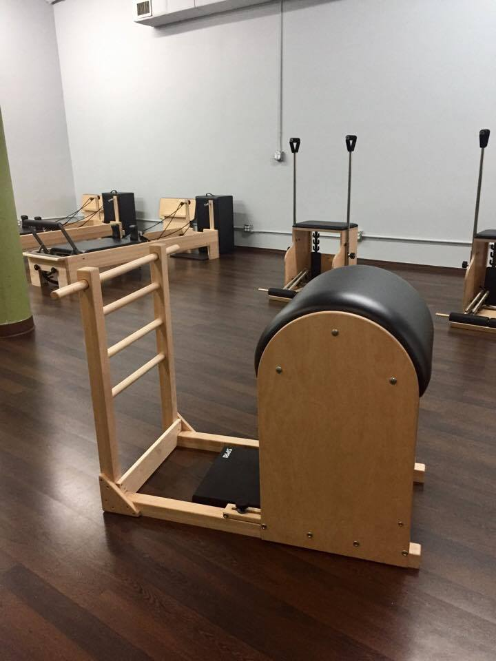instep pilates