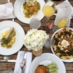 Tiny Boxwood's Brunch: Do it for theInsta