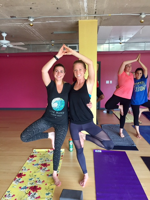 big power yoga montrose waugh