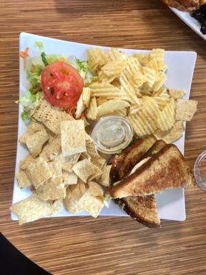 Maryam's Cafe breakfast