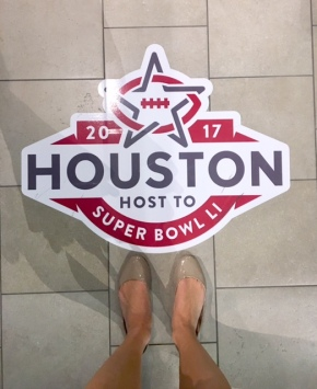 Inside Look: Becoming a Volunteer for the Houston SuperBowl