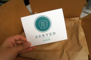 Get Served: Literally the Easiest Way to DoDinner