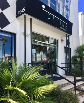 Get in Formation at DEFINE Body