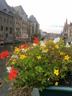 ghent belgium travel guide
