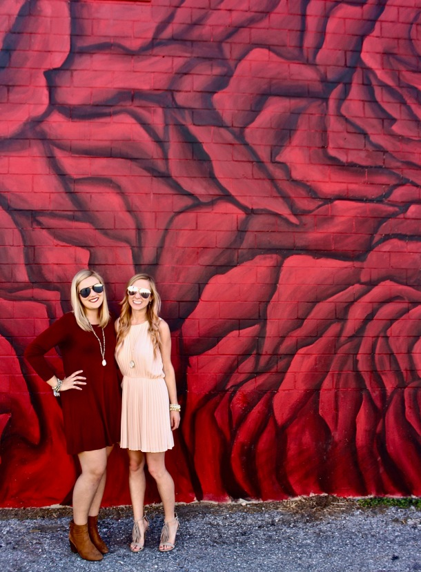 best houston murals color wall
