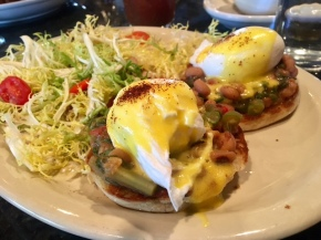 Carboloading with a Southern Twist at Lucille's Brunch