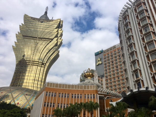 Macau China Casinos Travel Guide