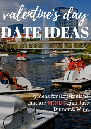 date ideas houston 2018