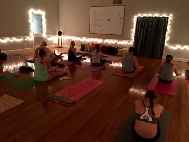 East Side Vibes Yoga EaDo Houston