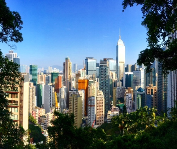 Hong Kong weekend itinerary