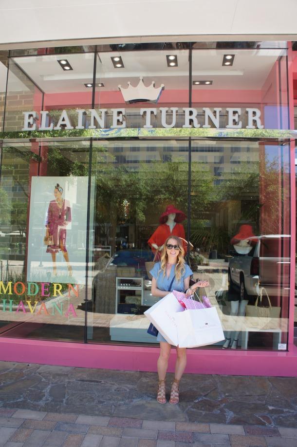 Elaine Turner CITYCENTRE Staycation