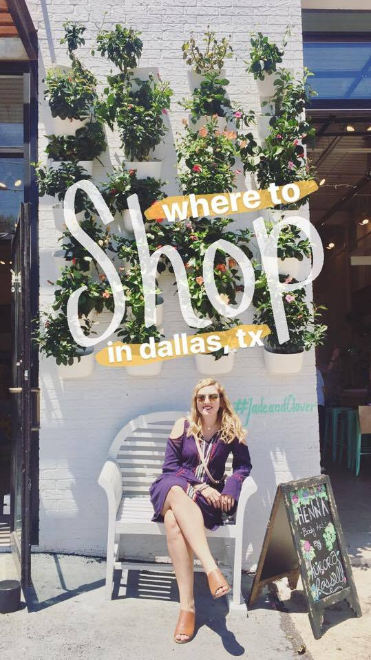 Visit Dallas, Texas // Murals, food, drinks, shopping and more! // itsnothouitsme.com