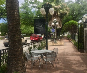 Pax Americana: Your New Favorite Patio Brunch