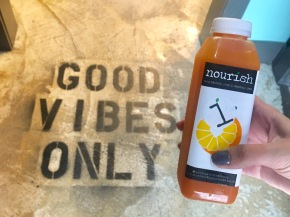 Nourish Juice Bar: How I Survived a 3-Day JuiceCleanse