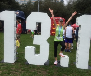 houston half marathon