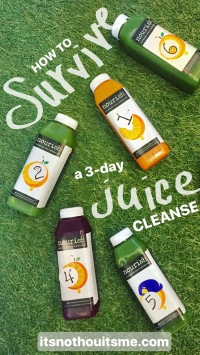 First juice cleanse? Here's how to do it right! // itsnothouitsme.com // Houston, TX