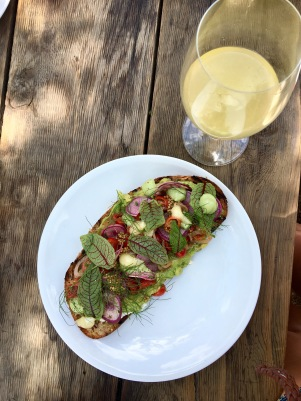 presidio avocado toast houston