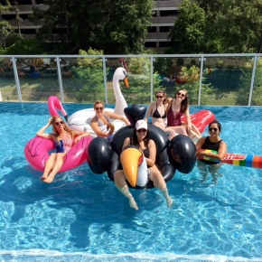 A Houstonian Staycation: TheWoodlands