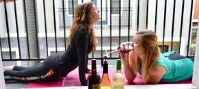 FitVine Wine is Your New Post-Workout Drink