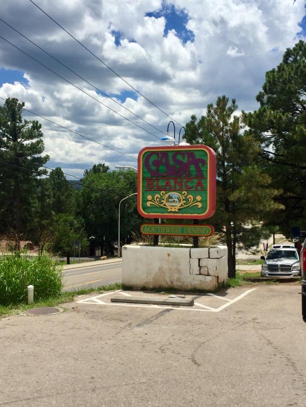 Casa Blanca New Mexico