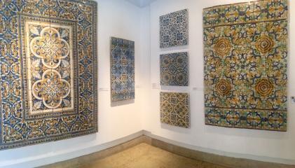 lisbon tiles portugal summer travel