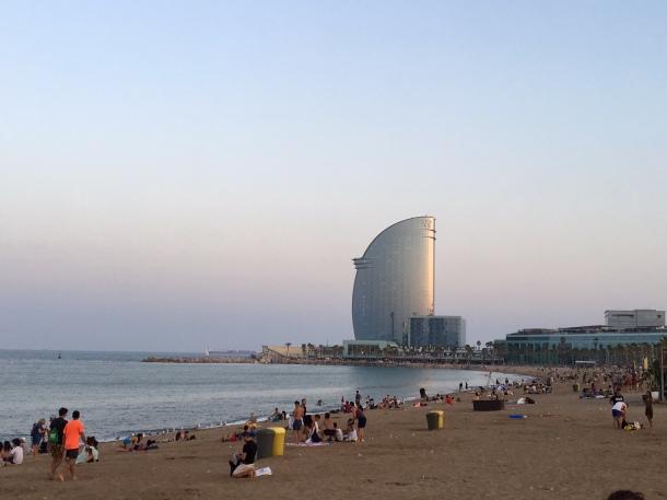 barcelona summer 24 hours