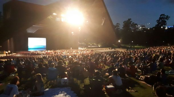 Miller Outdoor Theatre Houston