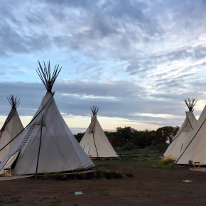 A Houstonian's Guide: 24 Hours in Marfa, Texas in the Summer