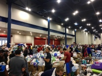 how to volunteer for hurricane harvey in houston