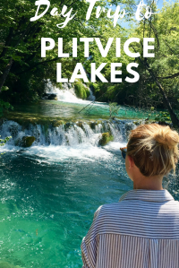 Plitvice Lakes Day Trip from Split Croatia