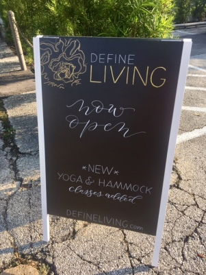 DEFINE Living Montrose new studio