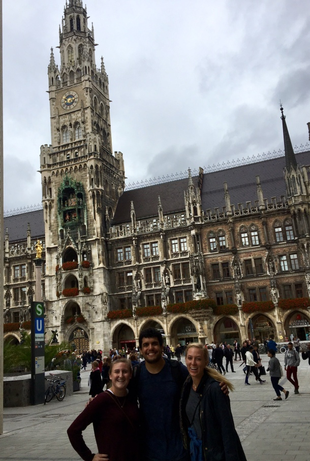 3 day munich travel guide