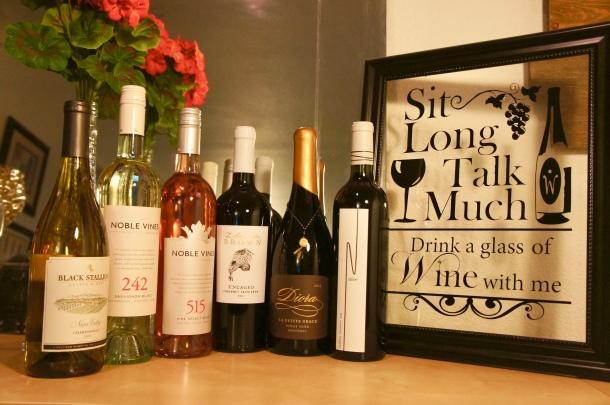 Wine Parties